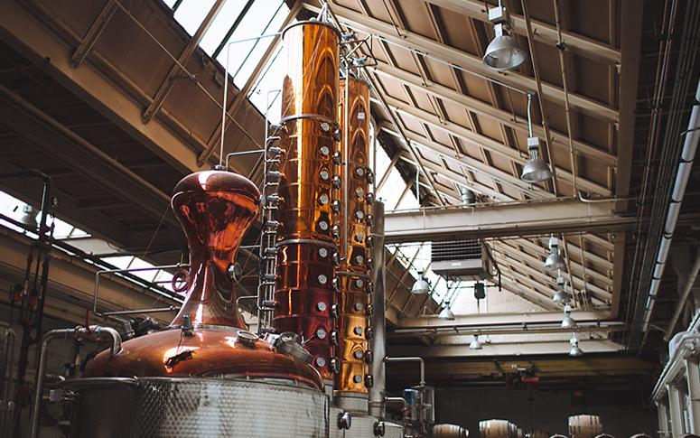 KOVAL Distillery - Kothe Still