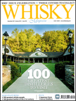 WhiskyMagazineDec2012Jan2012Cover