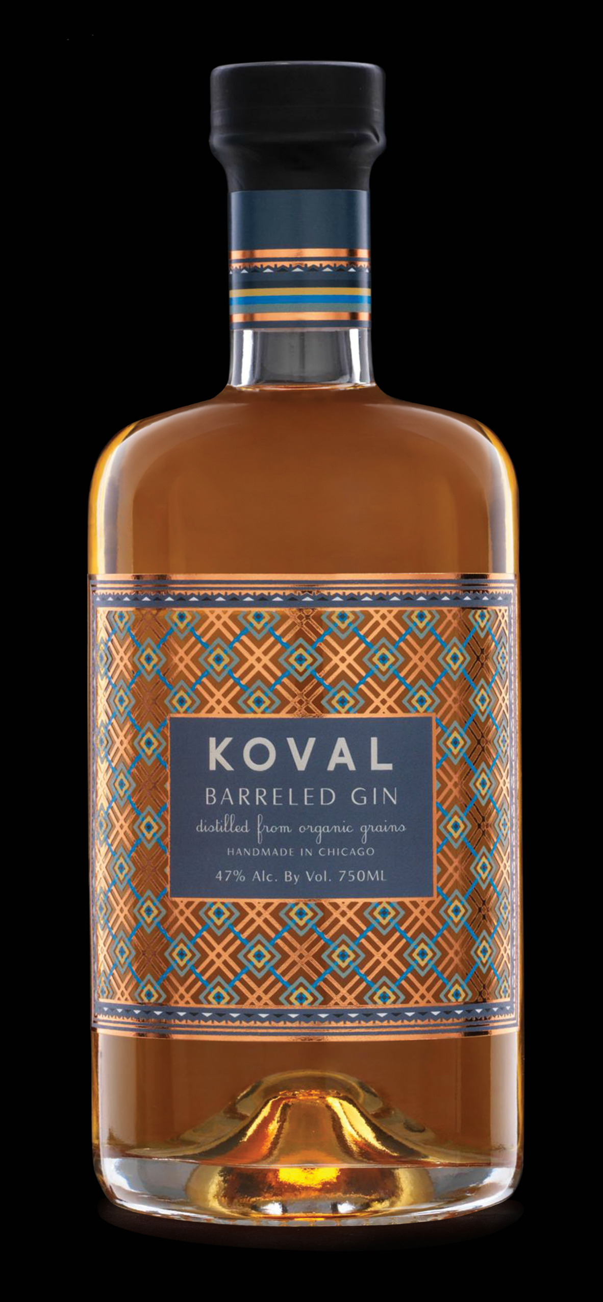 Koval Barreled Gin Photo2