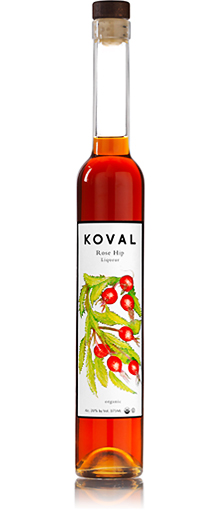 rose hip liqueur