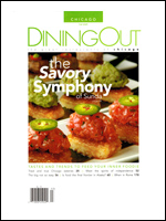 DiningOutFall2009Cover